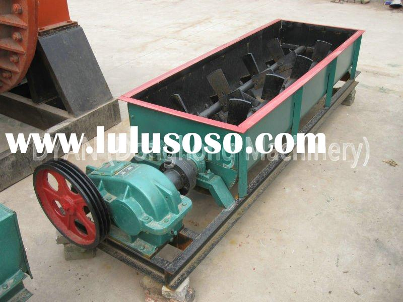DYAN high yield Double Paddle Mixer