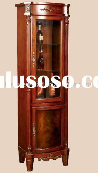 Dinner room cabinet,wine cabinet,wooden wine cabinet,wooden furniture