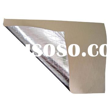 Reinforced pp insulation facing vapor barrier for sale for Fireproof vapor barrier