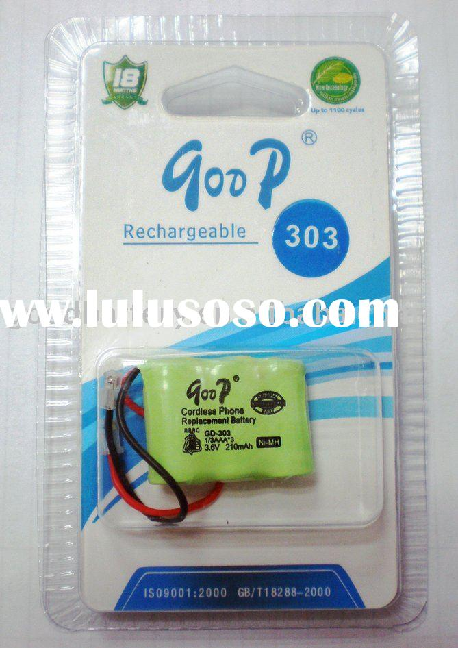GD-303 Cordless phone battery For Sony Sanyo and others