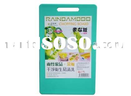 HDPE chopping board,plastic cutting board,kitchen accessories