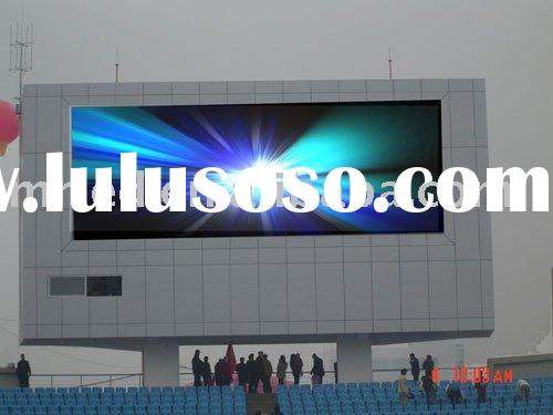 LED billboard outside, LED display screen, outdoor led screen