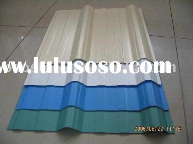 Metal Building Material, Roofing sheet