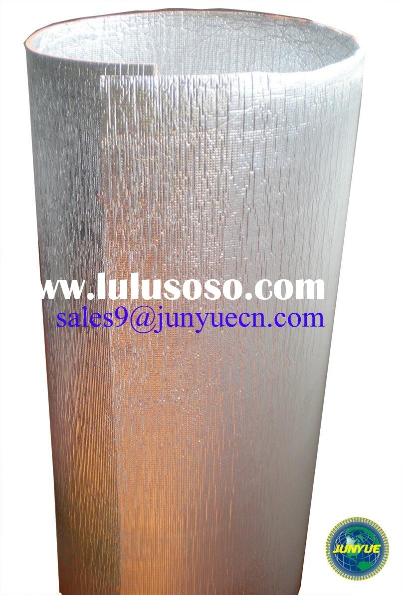 Metal building thermal insulation