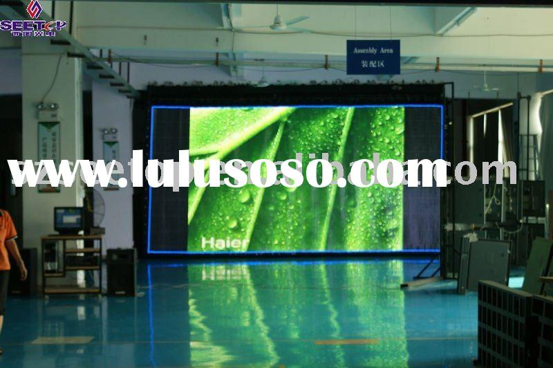 Patented soft LED display/flexible led screen/led curtain