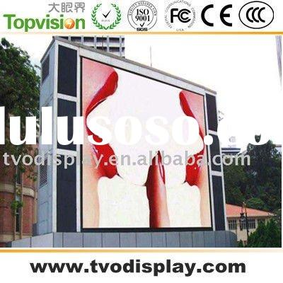 Shenzhen 16mm Outdoor Full Color LED Electronic Advertising Display