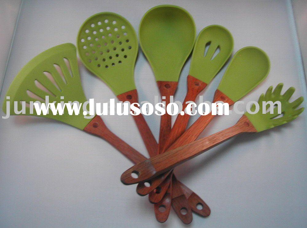 Silicone Kitchen Set
