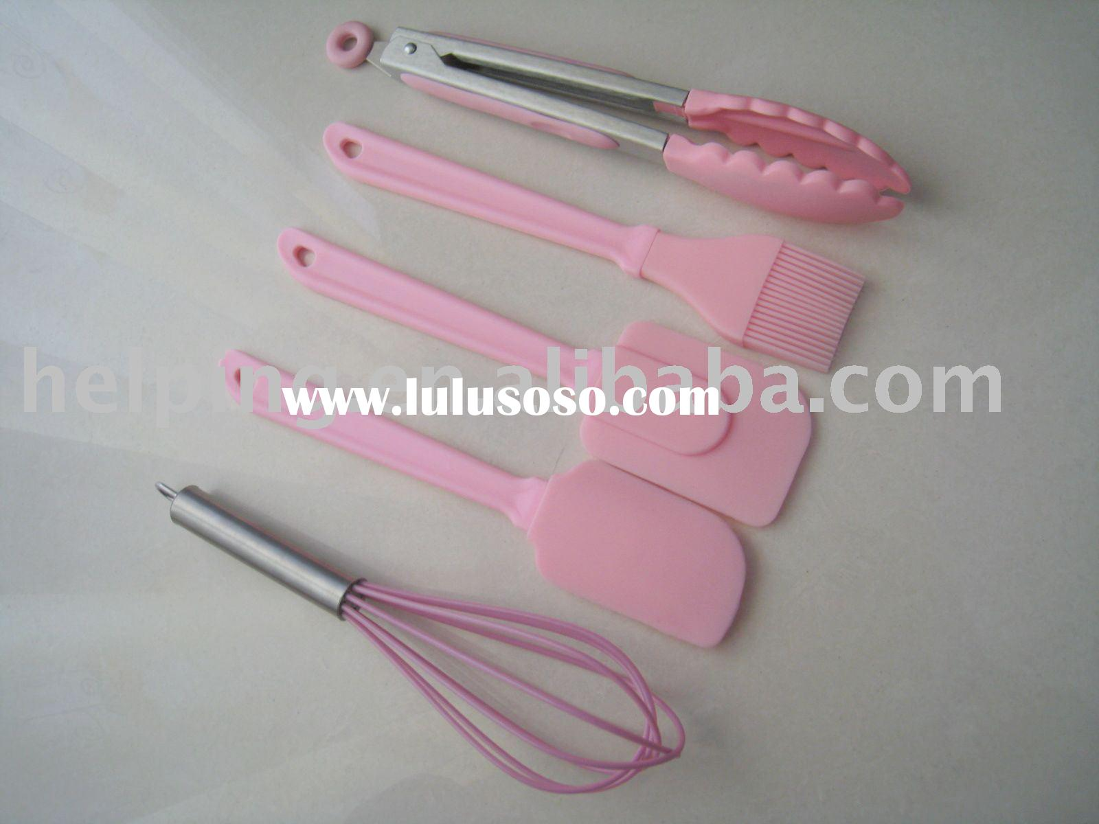 Silicone Kitchen Tools, Silicone Kitchen Set, Kitchen Accessories