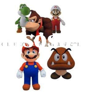 Super Mario Brothers Figure Collection 2 (5pcs)/child toys