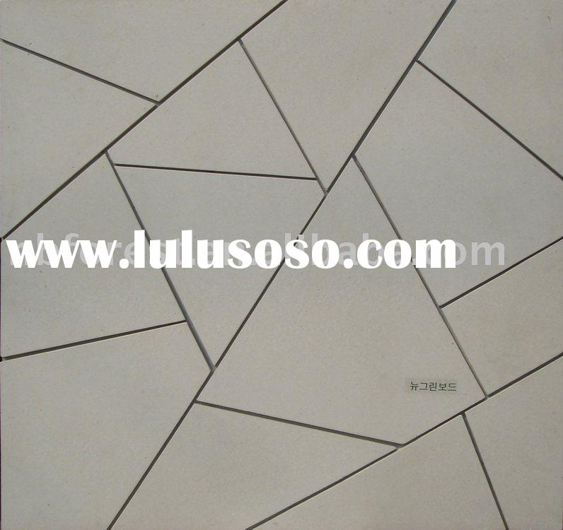 Fire proof water resistance fiber cement board wall panel - Exterior materials for buildings ...