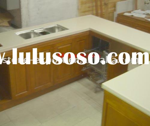 Kitchen cabinet solid cherry wood kitchen cabinetry with for Cherry wood kitchen cabinets price