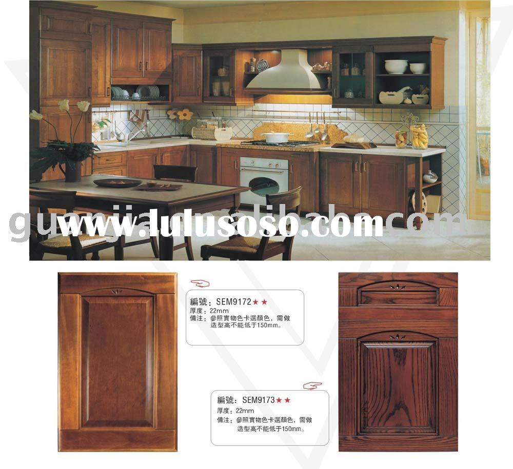 kitchen ,USA red oak kitchen cabinet  ,wooden kitchen cabinets ,solid wood kitchen design ,solid map
