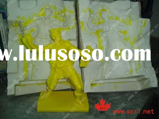 mold making silicone rubber HY620 for plastic toys' mass production