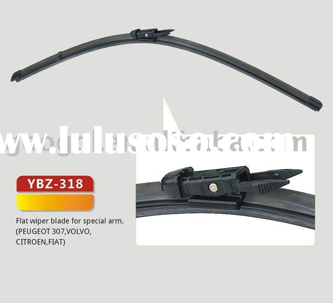 natural rubber made windshield wiper