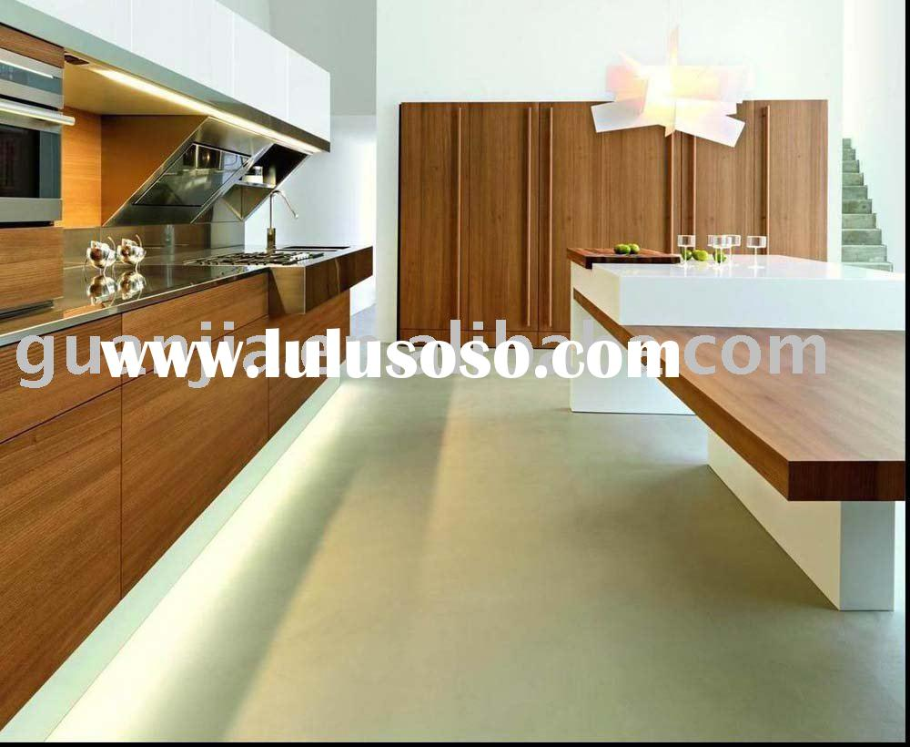 red oak wood veneer kitchen cabinets ,island cabinets ,base cabinets ,pantry cabinet