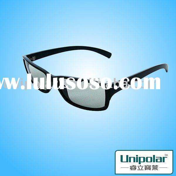 3d led tv with glasses