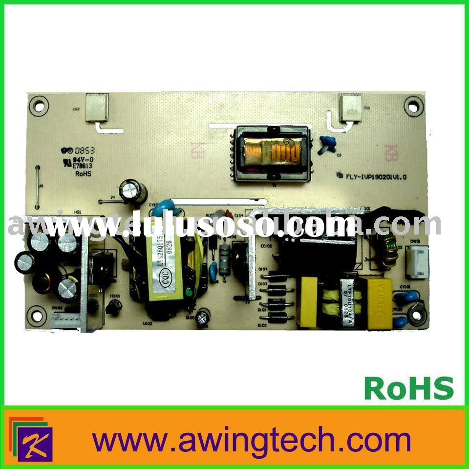 "For 18.5"" lcd inveter and power boards,lcd parts"