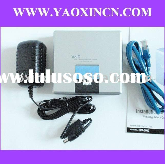 LINKSYS SPA3000 VoIP Adapter , Gateway