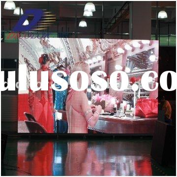 (RGB) outdoor smd led TV with IP65 grade