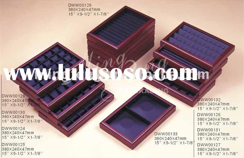 excellent quality jewelry display trays 2011 new fashion
