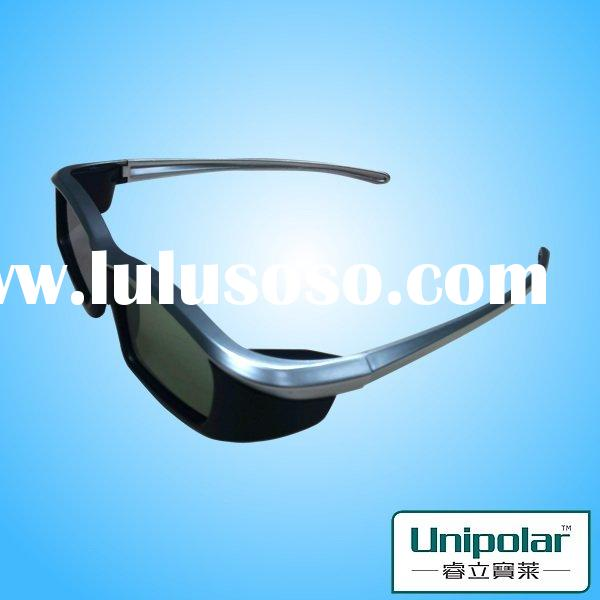 high quality 3d led tv with glasses