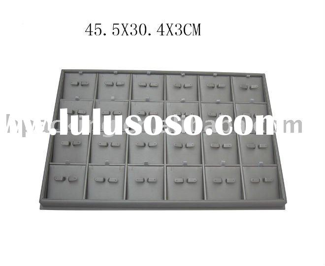 jewelry display tray boxes