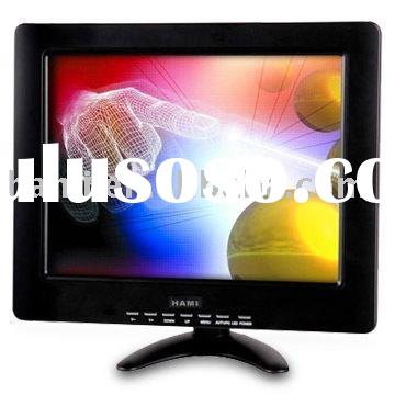 small size 12 inch lcd monitor & lcd TV & PC monitor