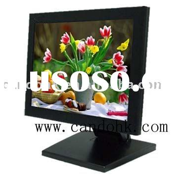 small size LCD touch display for car/pos/kiosk