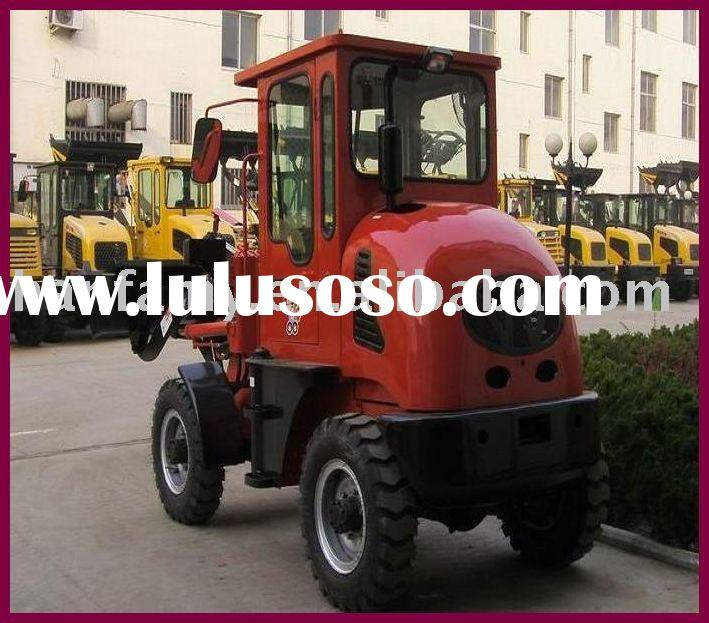 2010 mini digging machine with CE hot selling