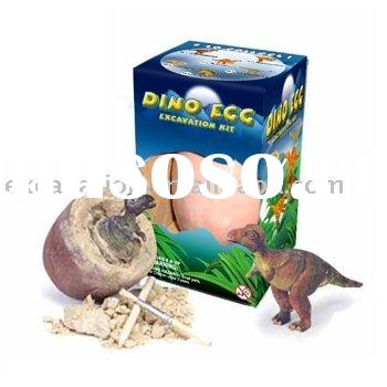 Excavation Dig it Out Kit, Dinosaur Egg.