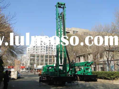 HFT-150A truck mounted Water Well drilling rig High Capacity with Low Cost