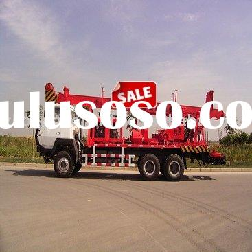 HFT-300ST efficient low-cost water well drilling machine