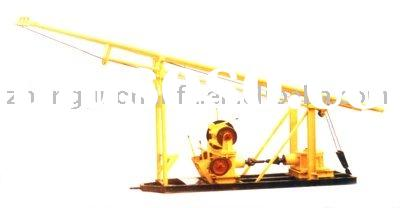 HF-60 Portable Water Well Drilling Rig