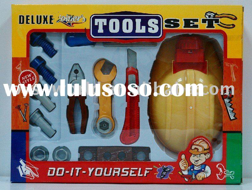 HJ370073 DIY toys Deluxe tools set