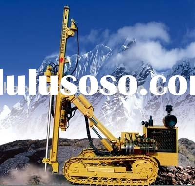 KQG 120Y High air pressure  drill rig