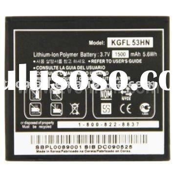 Rechargeable Li-ion FL-53HN Battery for LG OPTIMUS 2X P990 1500mAh