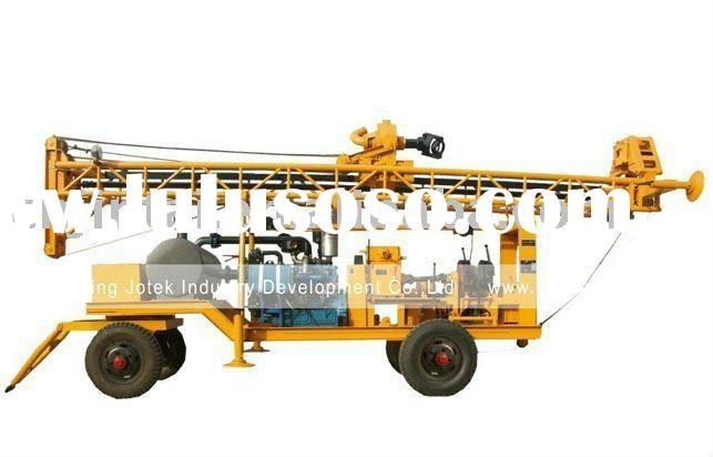 TWD250T Tractor-mounted water well drilling rig