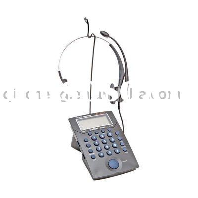 Telephone headset CT-2000 call center headset