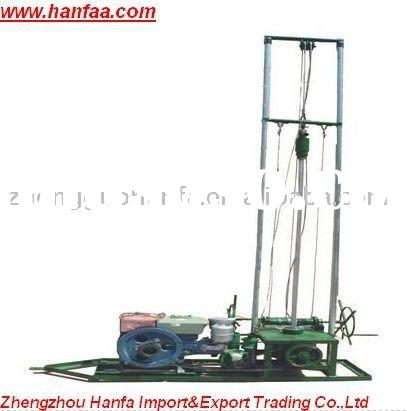 Two-person Small HF80 Drilling Shallow Water Well Machines