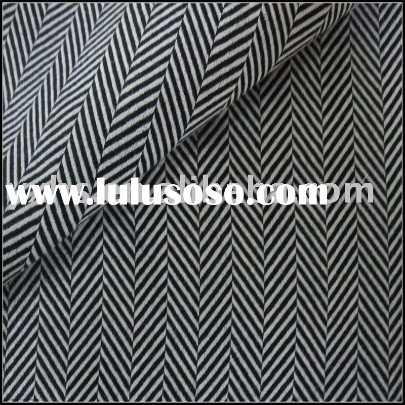 100% Cotton Herringbone Twill  Fabric