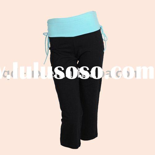 2011 Women's Organic Cotton Yoga Pant