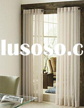 Addison Grommet-Top Sheer Coordinates/ Curtain for studio