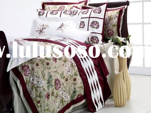 Audyey - 9pcs bedding set(sheet set,bedspread)