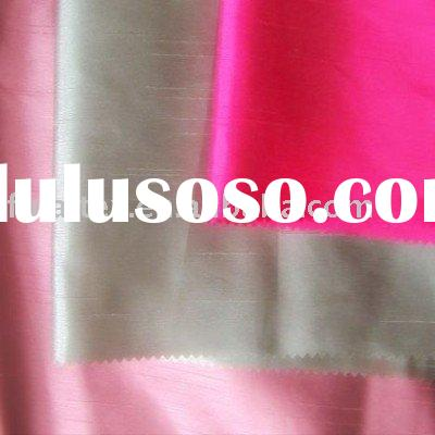 Imitation Dupioni Silk Fabric