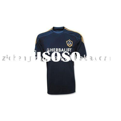 Los Angeles Galaxy 10/11 Away Personalized Sports Jerseys With New Design