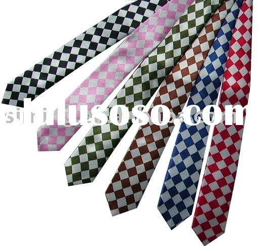 Low Price Polyester Printed Necktie