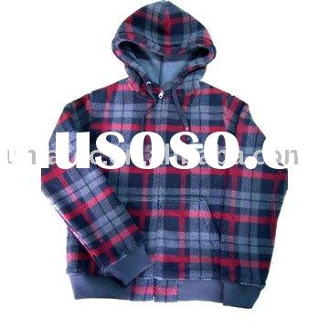 Men's Casual Jacket with Bonded Fabric