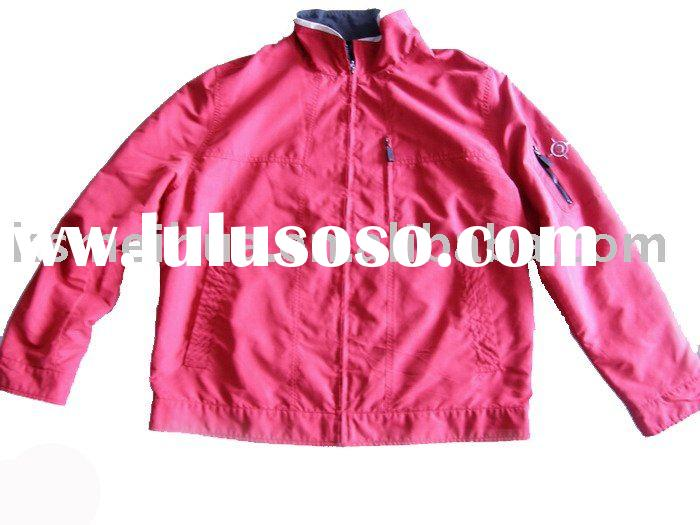 Peach Skin Casual Jacket for Men