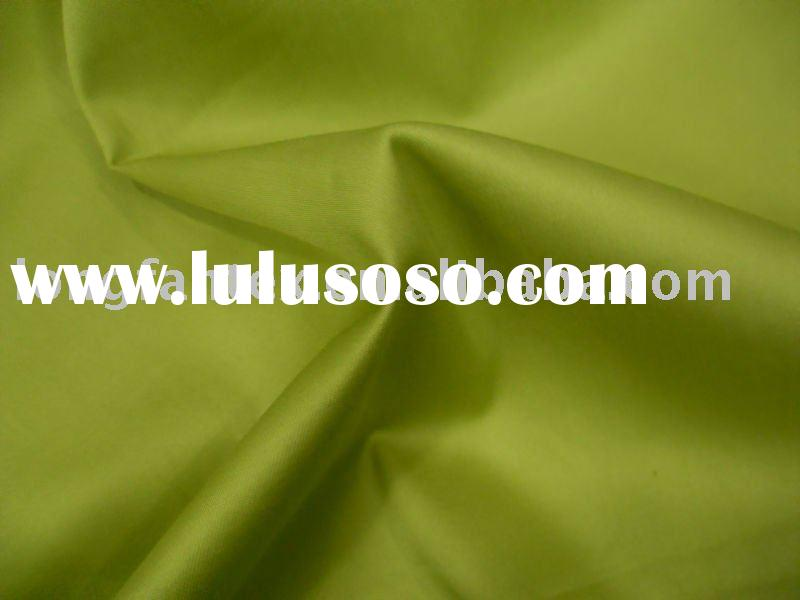 Stretch Cotton Satin Fabric