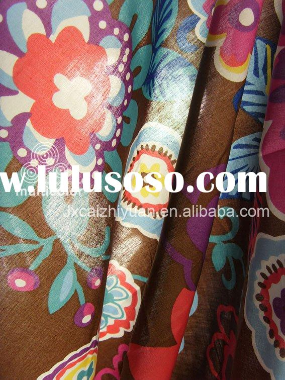 hot sale printed 100% cotton fabric